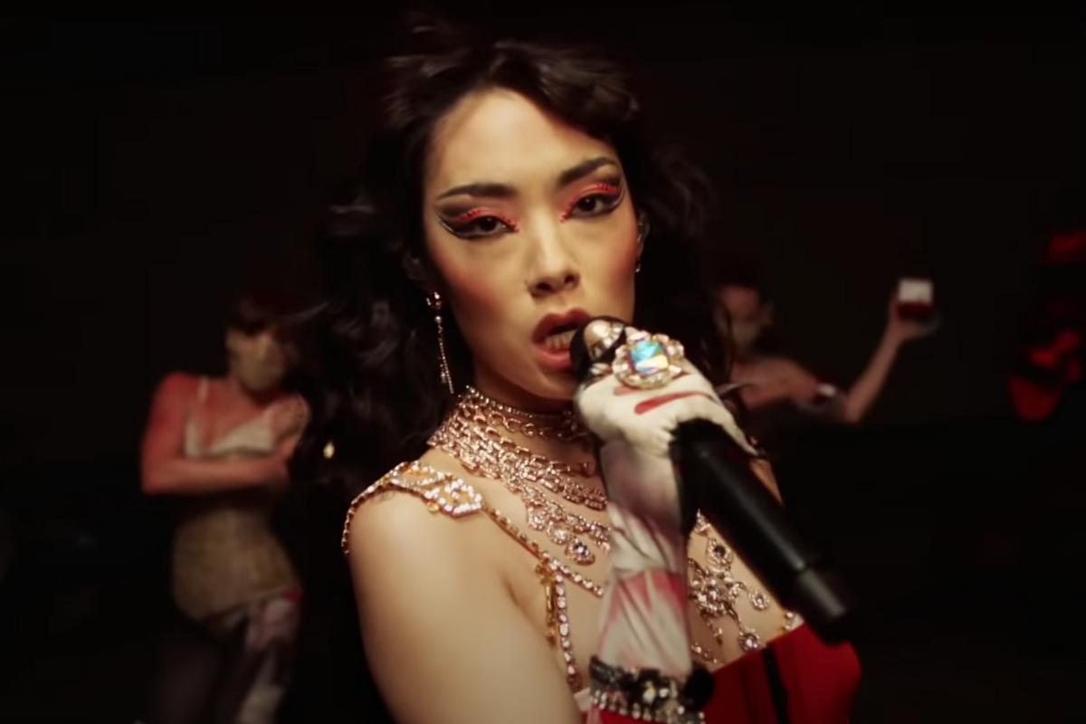 Rina Sawayama Slays US TV Debut With 'XS'