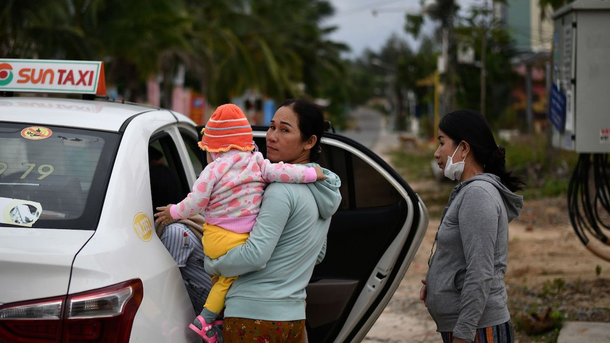 Vietnam Prepares to Evacuate 1.3 Million as Typhoon Molave Approaches