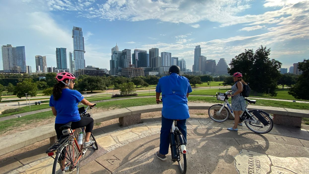 Capital Metro offers free bike, bus rides during election