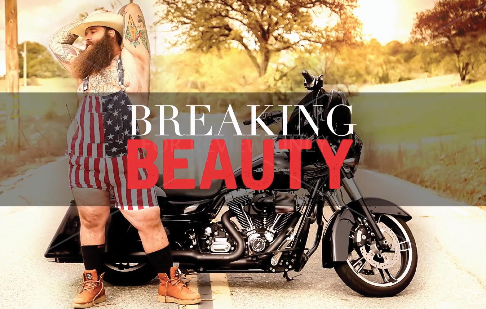 NEW SHOW - Breaking Beauty: Coming NOV 2020 to Crackle TV