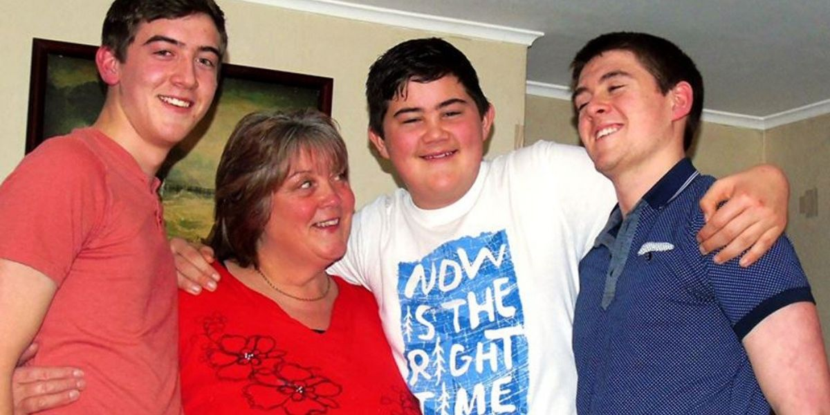 Mom Launches Foundation To Honor Son Who Died Of Epilepsy Complications On Father's Day
