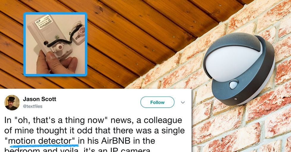 These 20 Nightmare Airbnb Stories Are so Horrifying You Might Go Back to Regular Hotels for Good