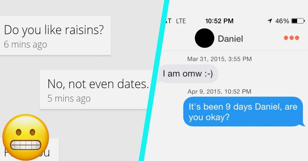 20 Cringeworthy Tinder Fails That Will Give You Fatal Second-Hand Embarrassment
