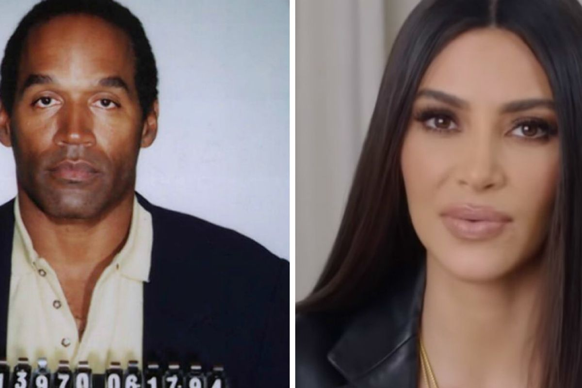Kim Kardashian finally opened up about how the O.J. Simpson trial 'tore her family apart'