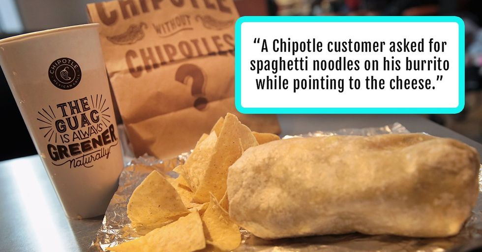 20 People Share the Dumbest Thing They've Ever Heard a Customer Say