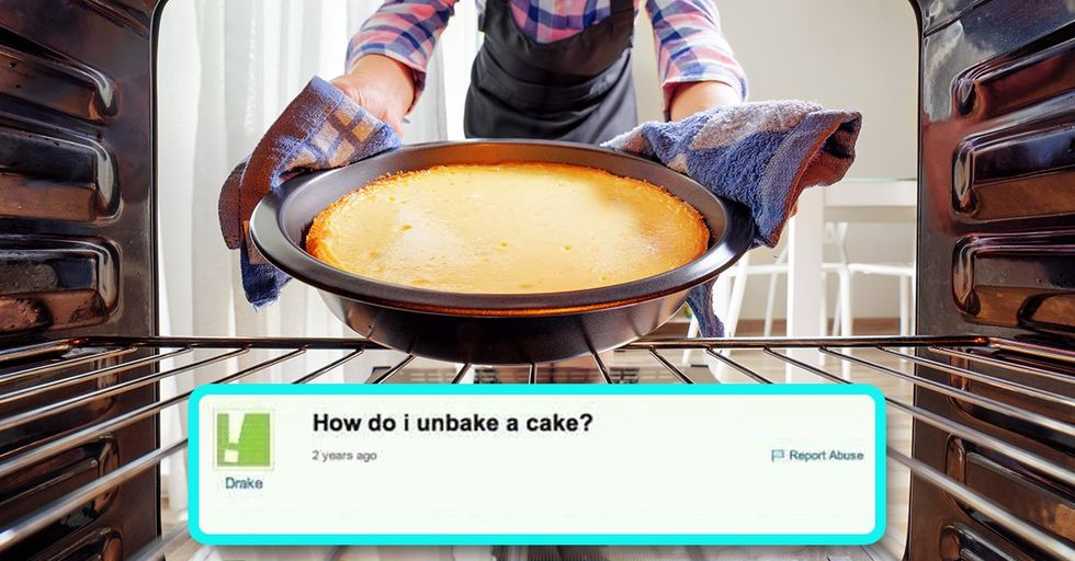 Hilarious 'Yahoo Answers' Questions That Will Make You Question People's Sanity