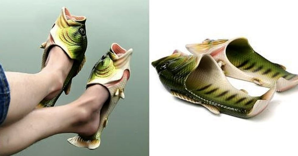 These Might Just Be the Ugliest Pairs of Shoes on the Planet