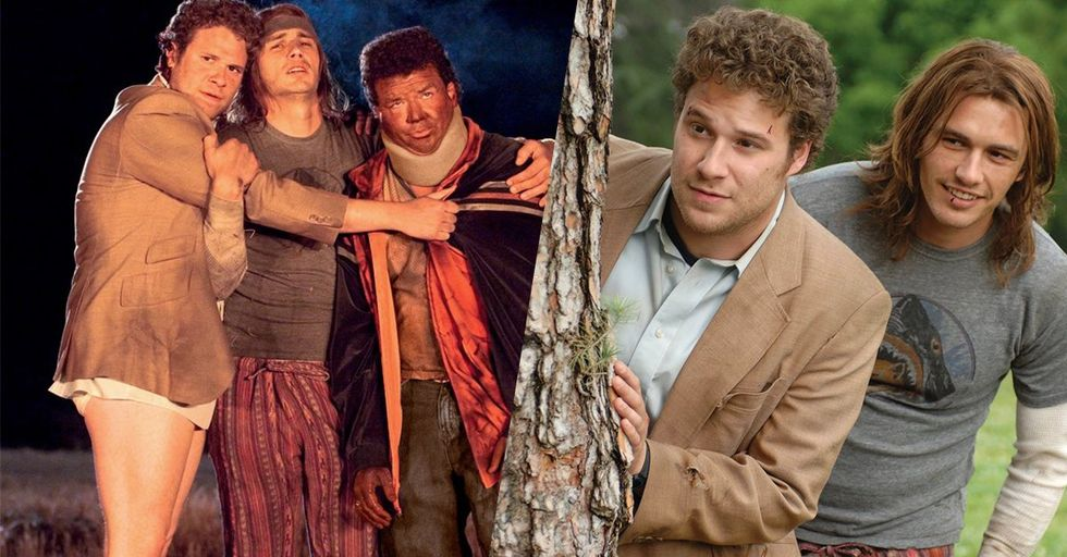 Seth Rogen Just Let These 21 'Pineapple Express' Secrets Slip 10 Years Later