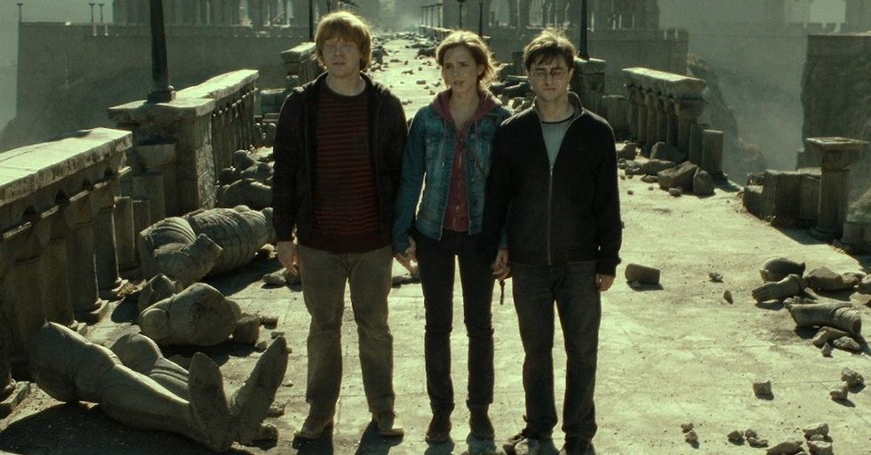 'Harry Potter' Tweets for the Most Dedicated Potterheads Among Us