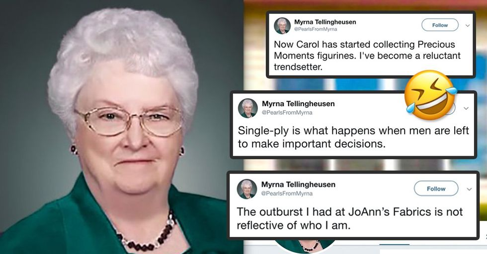 This Grandma Is the Queen of the Internet With Her Hilarious Tweets