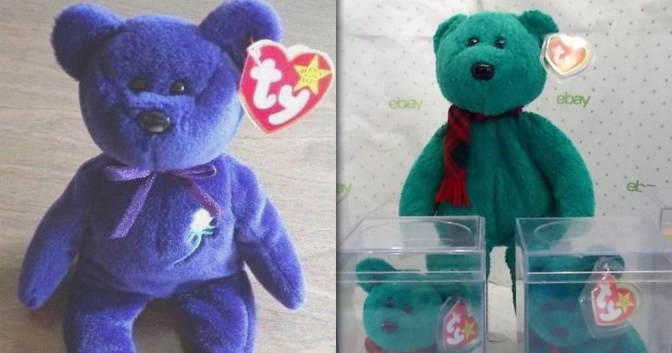 The Beanie Babies You Might Still Own That Are Worth a Ton of Money