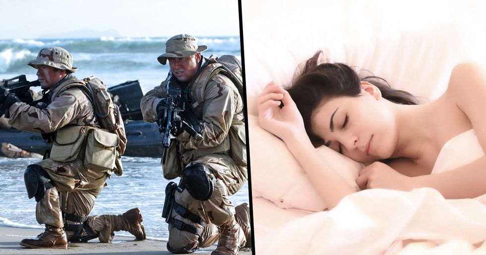 Army Technique Helps You Fall Asleep in 2 Minutes Flat