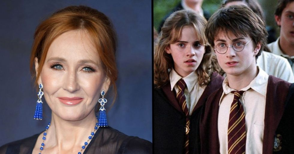 J.K. Rowling Just Confirmed a Dark Theory About 'Harry Potter'