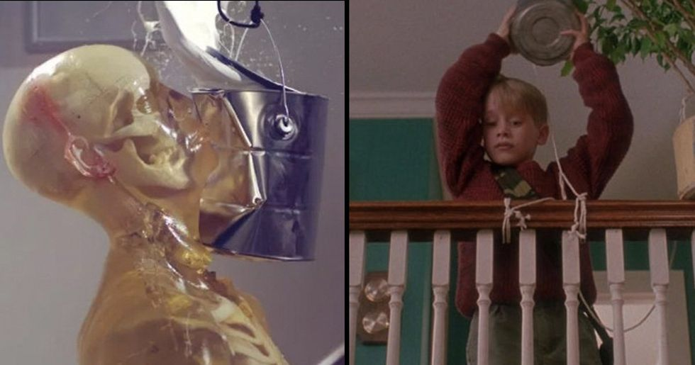 Someone Tested the 'Home Alone' Traps on a Dummy and It's Brutal