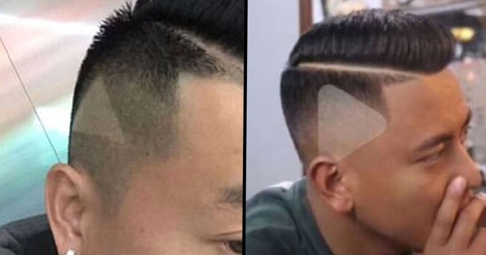 Barber Gives Man the Worst Haircut of All Time — and Now It's Gone Viral