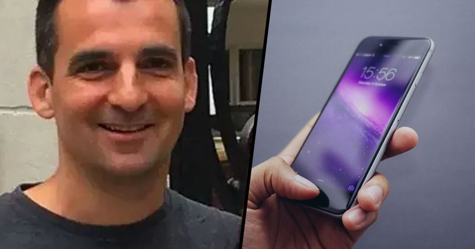 Man Invents App The Locks Child's Phone Until They Call Their Parents Back
