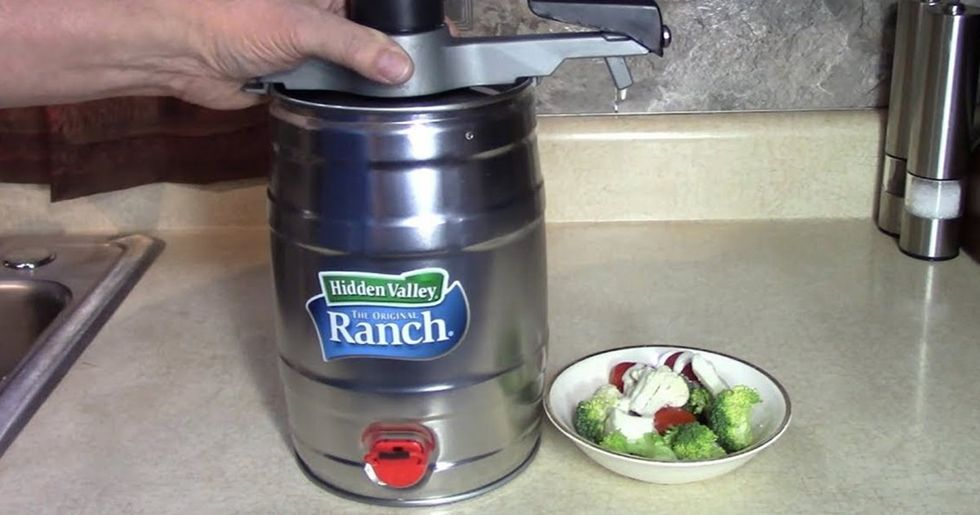 Hidden Valley Ranch Is Selling the Product of Your Dreams