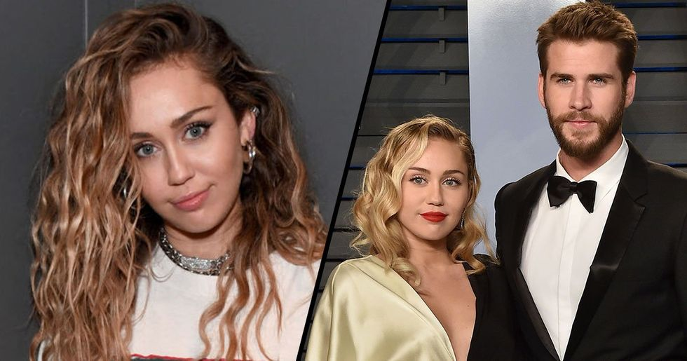 Miley Cyrus Responds Brilliantly To Rumors She's Pregnant