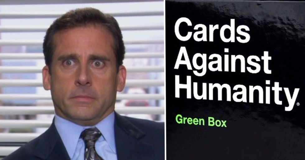 You Can Now Play a Version of Cards Against Humanity for Fans of 'The Office'