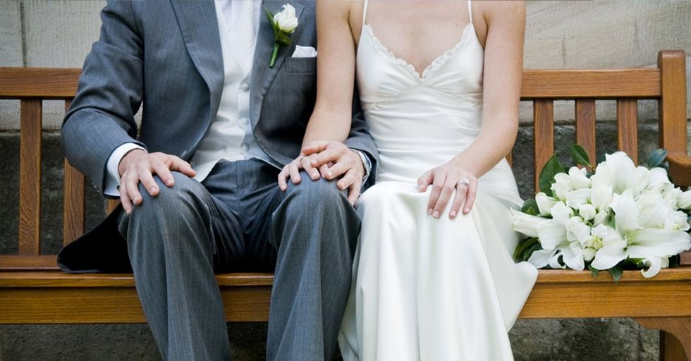 """Vegan Bride Bans Her Meat Eating Friends and Family From Her Wedding Because They Are """"Murderers"""""""