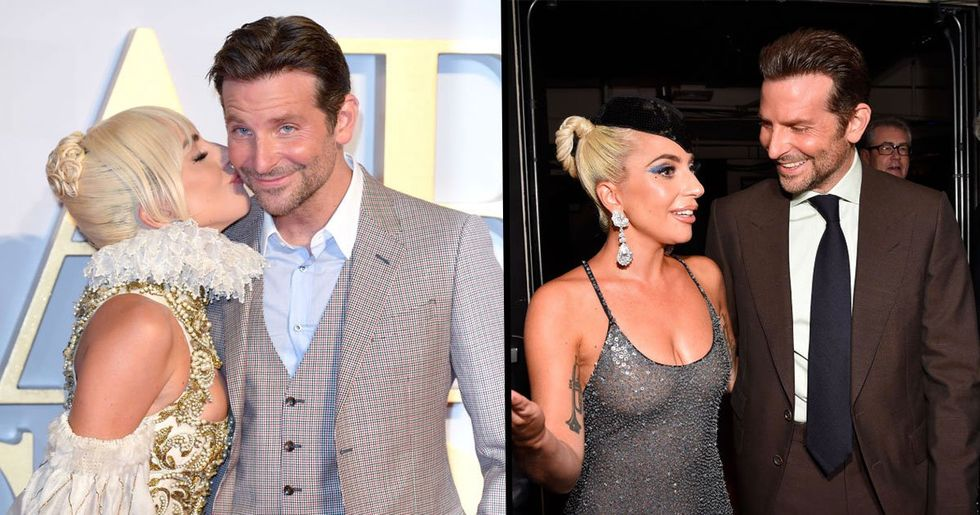 Fans Are Convinced That Bradley Cooper and Lady Gaga Are Secretly in Love