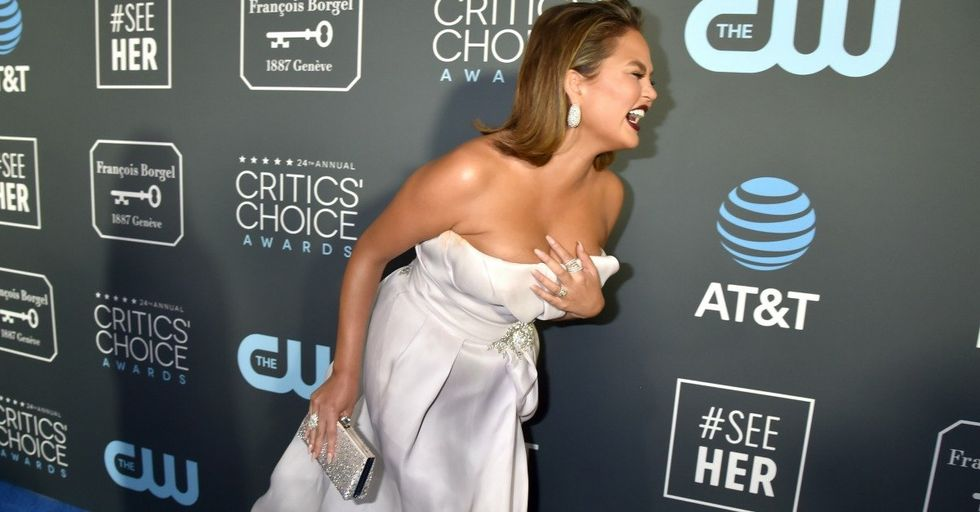 Chrissy Teigen Asked People for Their Embarrassing Stories, and Boy, Did They Deliver