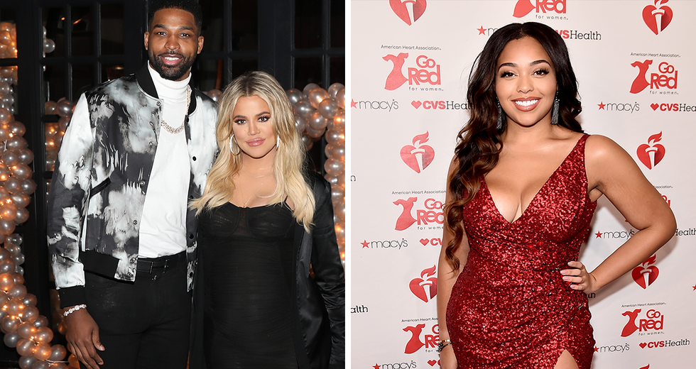 Tristan Thompson May Have Cheated on Khloe Kardashian With Kylie's Best Friend Jordyn Woods