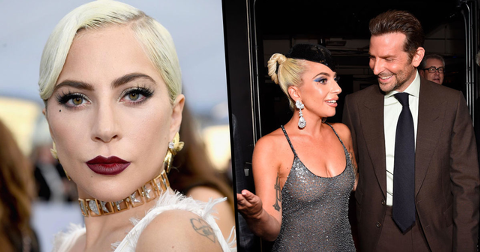 Fans Think Lady Gaga's New Tattoo Is Secretly About Bradley Cooper