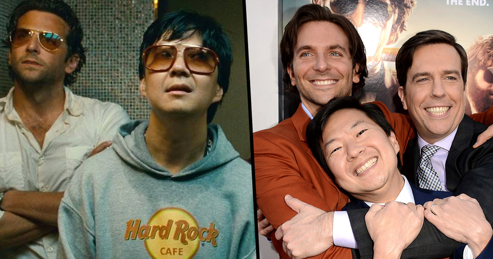 Bradley Cooper Helped Ken Jeong in Most Heartwarming Way While Filming 'The Hangover'