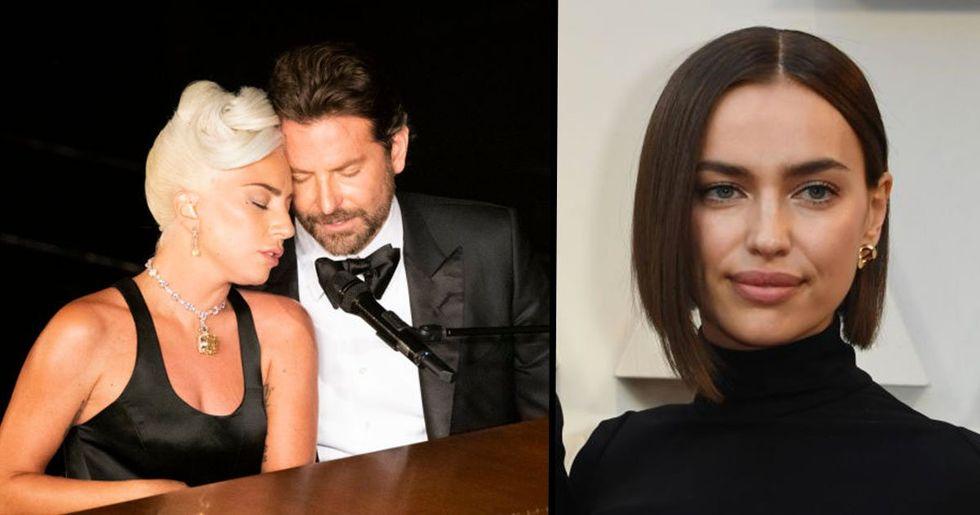 Irina Shayk's Reaction to Bradley Cooper and Lady Gaga's Oscar Performance Got Everyone Talking