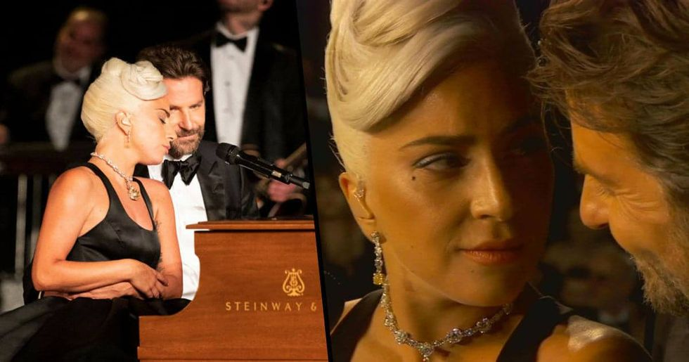 Bradley Cooper And Lady Gaga's Oscars Performance Has Already Been Turned Into a Hilarious Meme