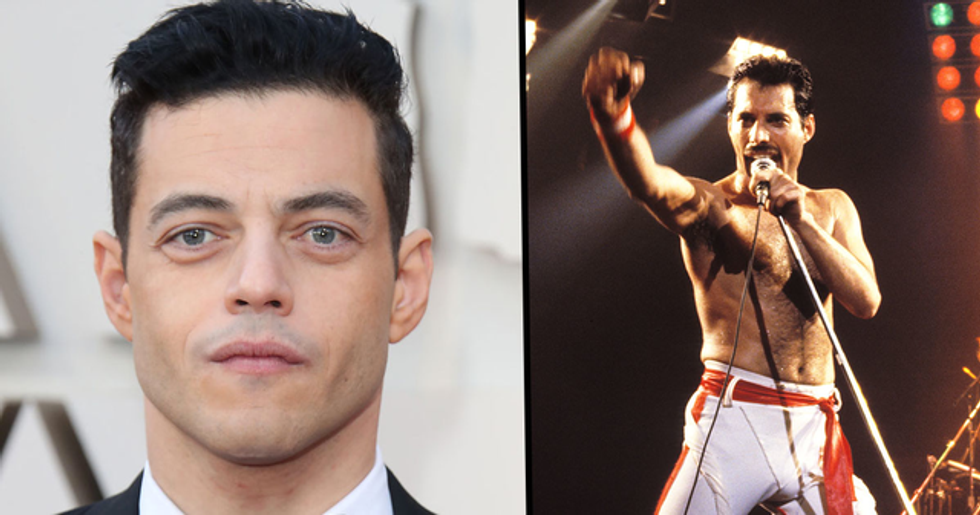 Rami Malek Called Freddie Mercury a 'Gay Man' and People Were Seriously Offended