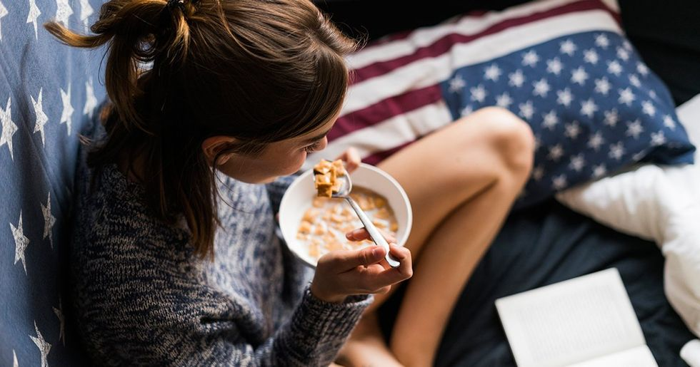 The Weirdest American Eating Habits, According to People Who Don't Live Here