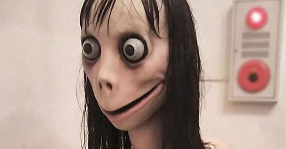 Parents Beware of the 'Momo Challenge,' a Game That's Allegedly Taken the Life of a 12-Year-Old Girl