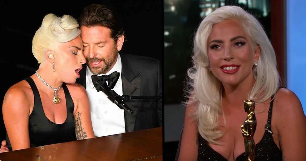 Lady Gaga Finally Responds To Bradley Cooper Relationship Rumors 22 Words