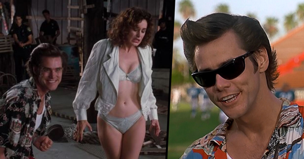 Millennials Are Rewatching Ace Ventura: Pet Detective and Saying It's Super Offensive