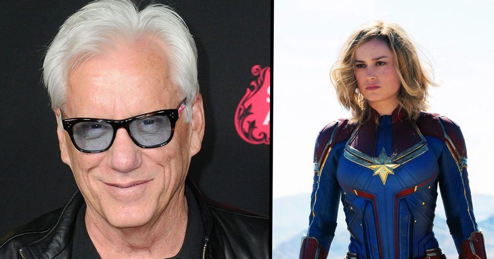 James Woods Is Boycotting Marvel Because They Apparently Hate White Men