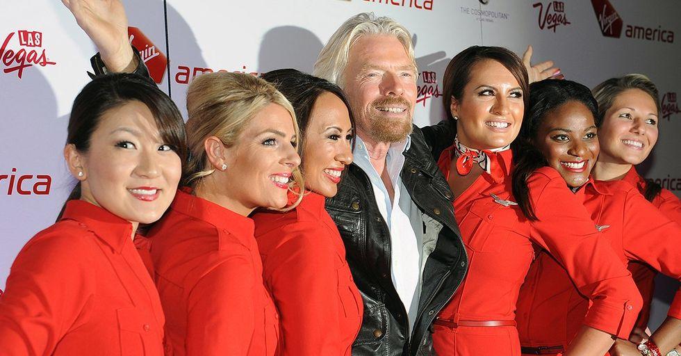 Female Virgin Atlantic Flight Attendants Officially No Longer Forced to Wear Makeup to Work