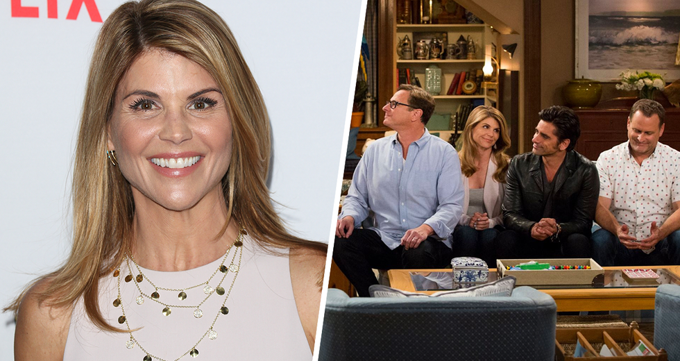 Lori Loughlin Has Been Fired From All Hallmark Productions and Netflix Show 'Fuller House'