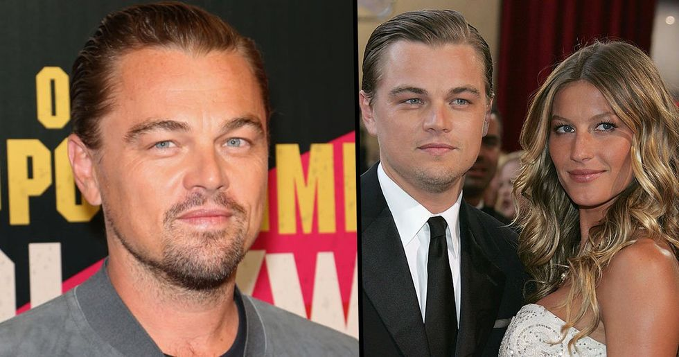 Leonardo DiCaprio Has Never Dated a Woman Over 25 Years Old