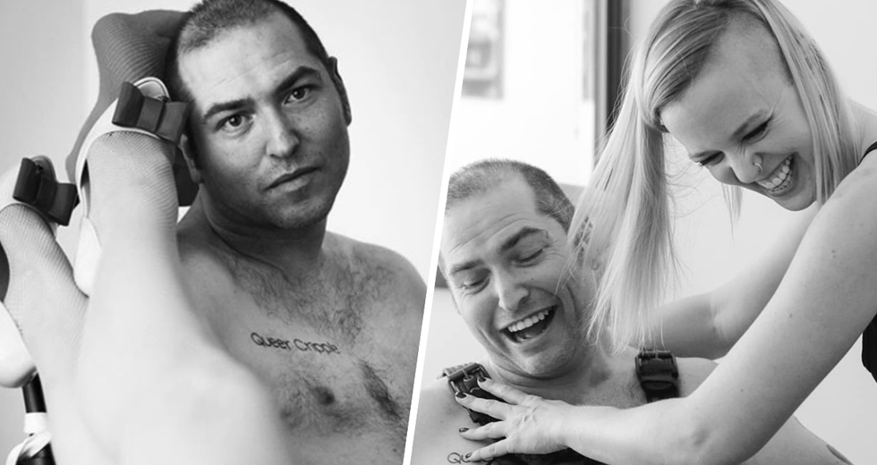 The #DisabledPeopleAreHot Movement is Changing the Way People See Disabilities and Sex
