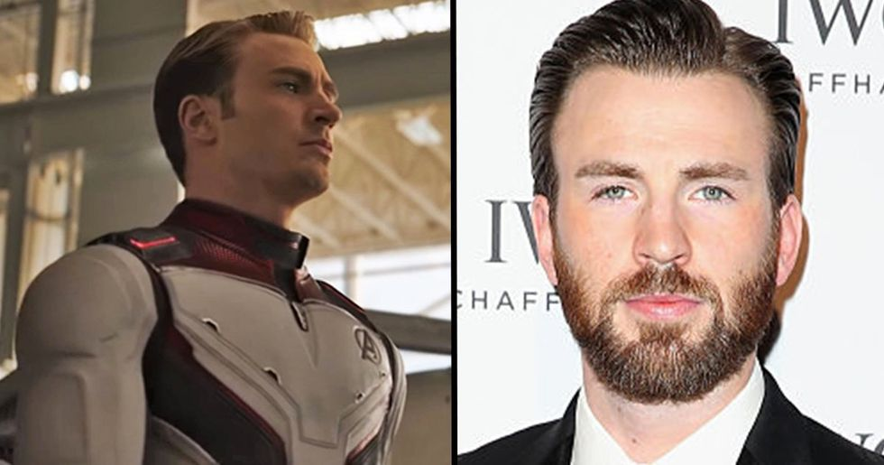 Chris Evans Revealed His Reaction After Watching 'Endgame' and People Can't Handle It