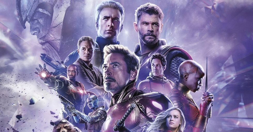 AMC Is Playing a 59-Hour-Long Marvel Marathon Before 'Avengers: Endgame' Is Released