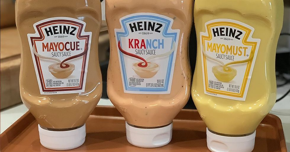 Kranch Is Here, and It's a Delicious Combo of Ketchup and Ranch