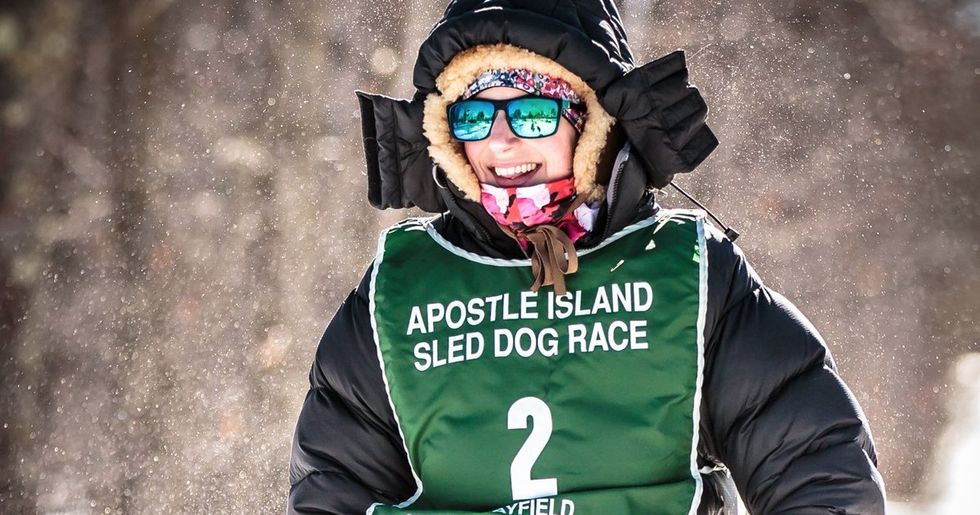 Iditarod Dog Sled Racer, Blair Braverman, Just Revealed the Most Harrowing Part of the Race in a Viral Thread