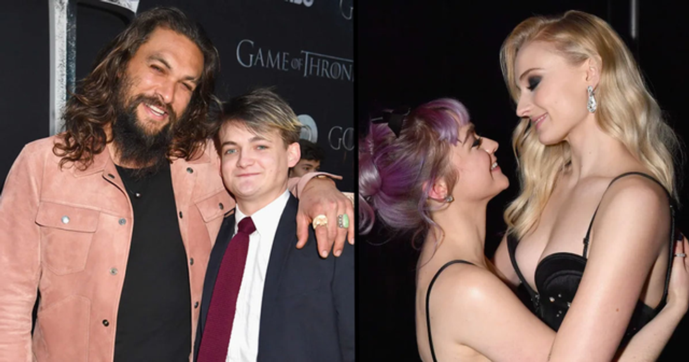Everyone Said the Same Thing about the 'Game of Thrones' Premiere Photos