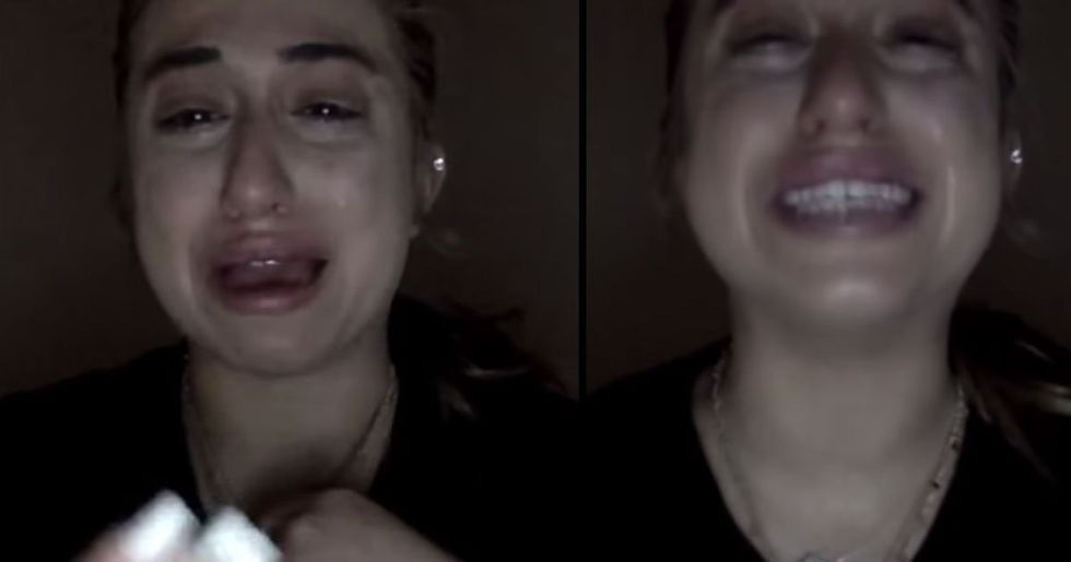 Instagram Influencer Cries About Having To Work 9-5 After Her Account's Deleted