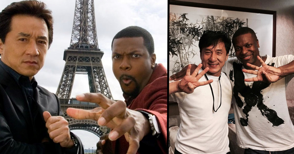 Chris Tucker and Jackie Chan 'Confirm' Rush Hour 4 Is Happening