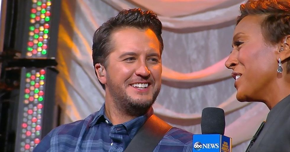 Luke Bryan Explains What It Was Like to Take in His Sister's Kids After She Died