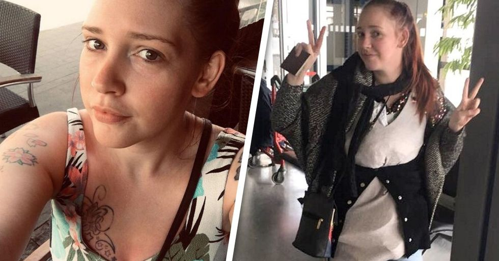 Woman Avoids Luggage Fee by Wearing 9 Pounds of Her Own Clothing on Flight